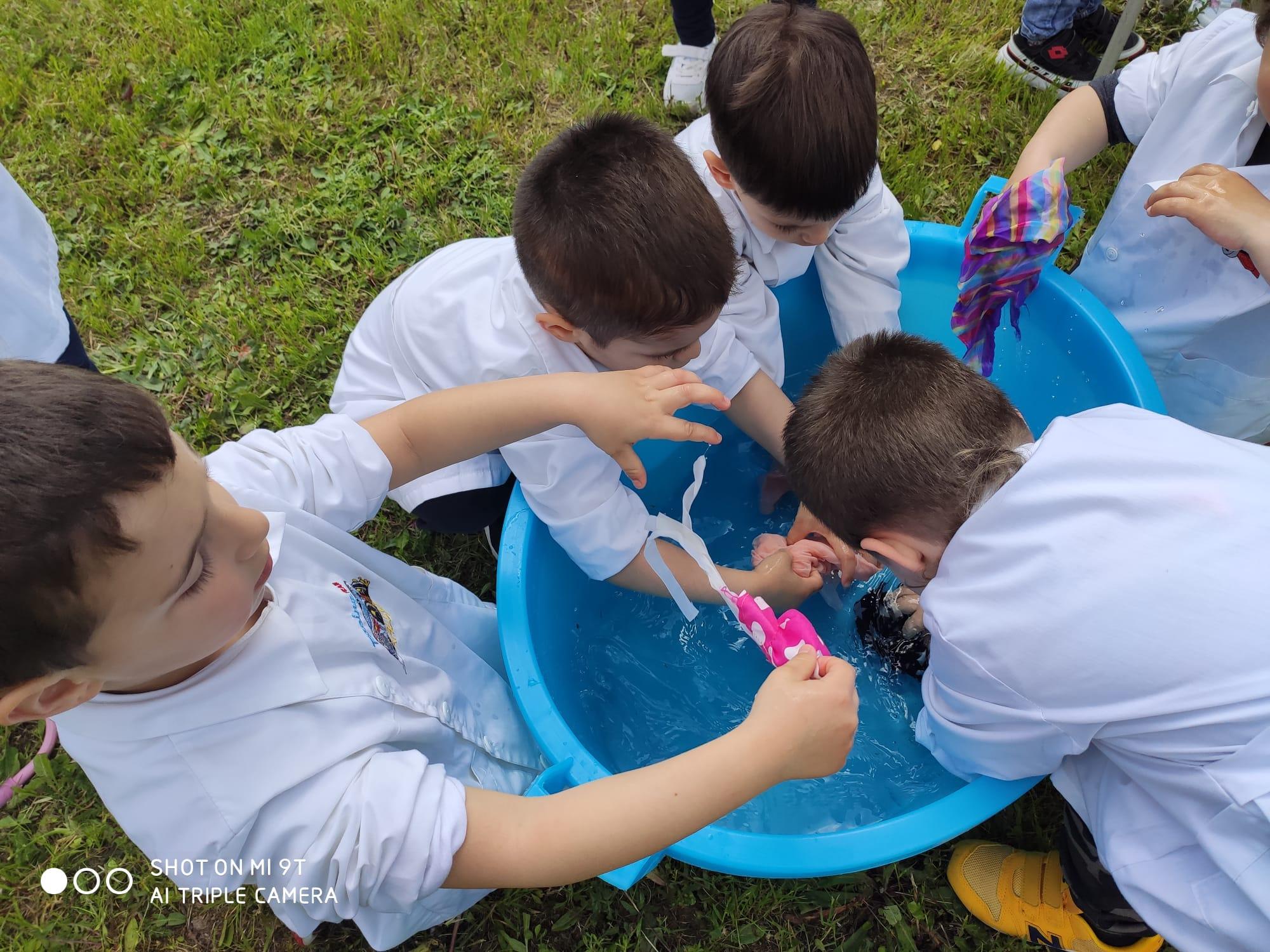 A scuola parliamo di Igiene