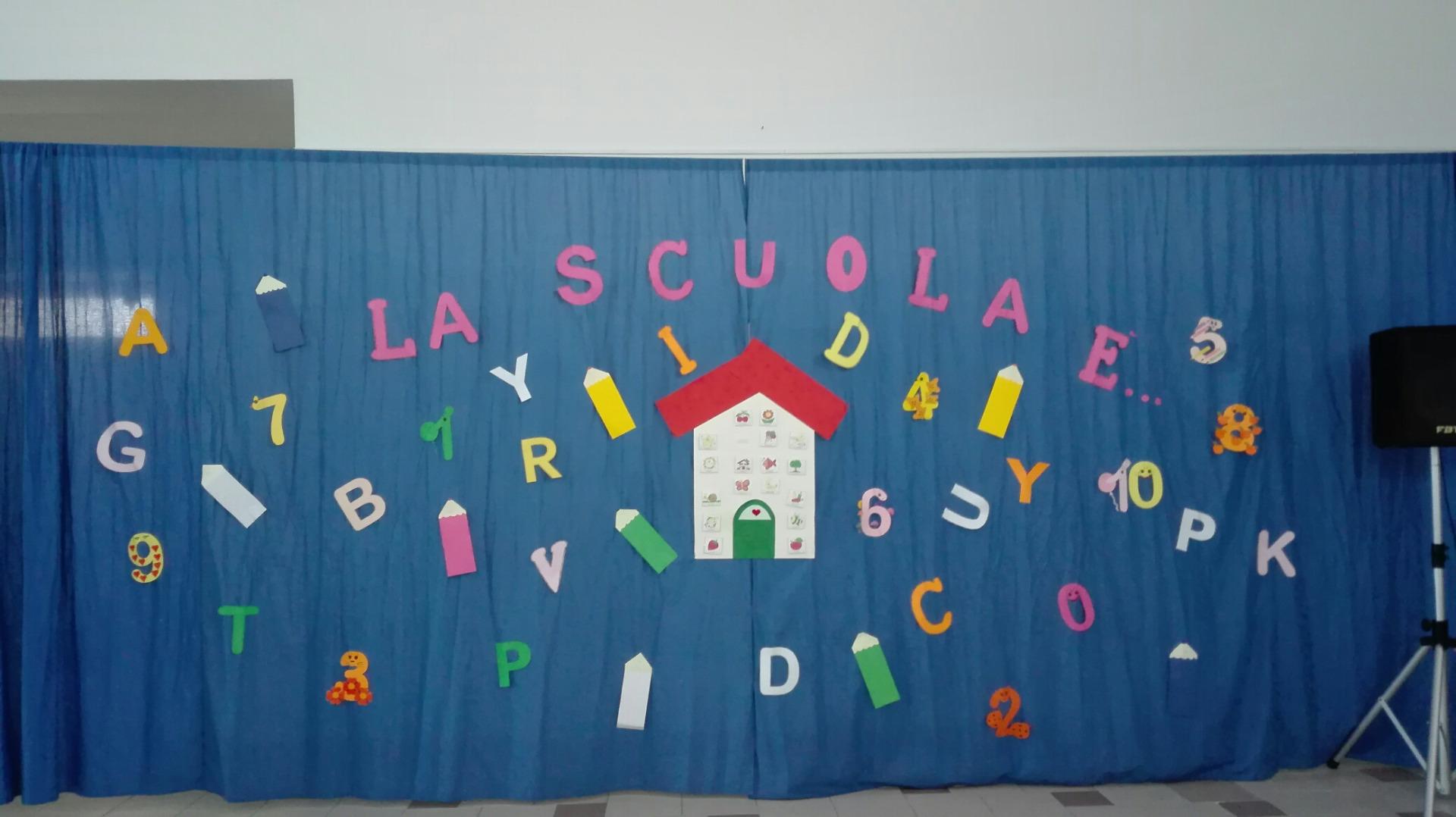 Scuola dell'Infanzia di Squille....