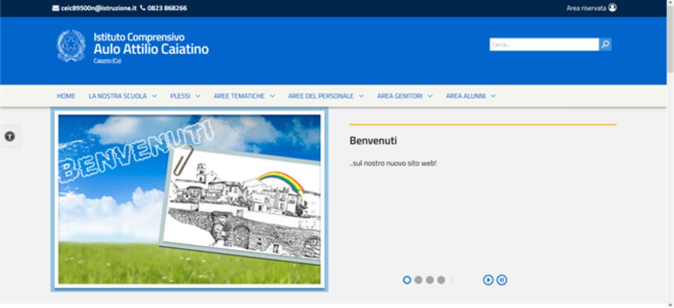 Il nostro nuovo sito WEB
