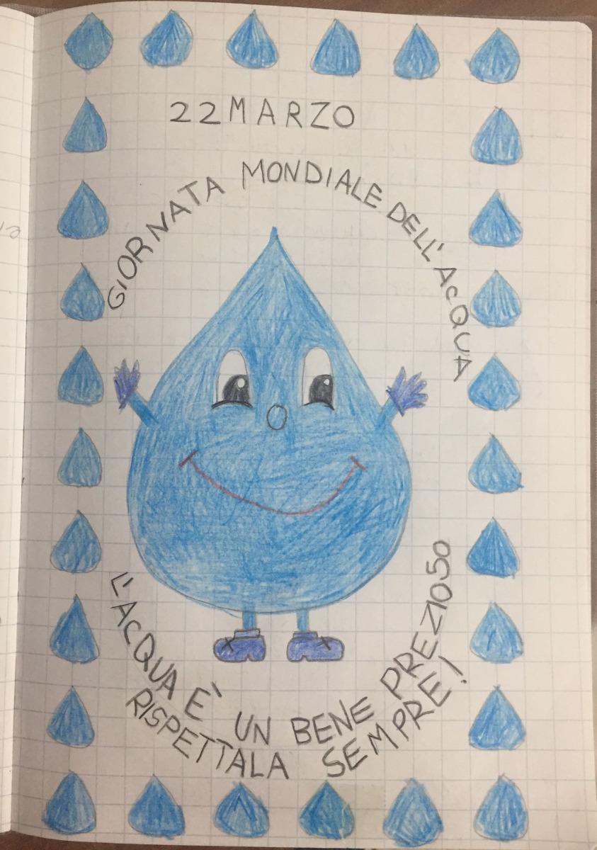 Giornata mondiale dell'Acqua 22 marzo 2021