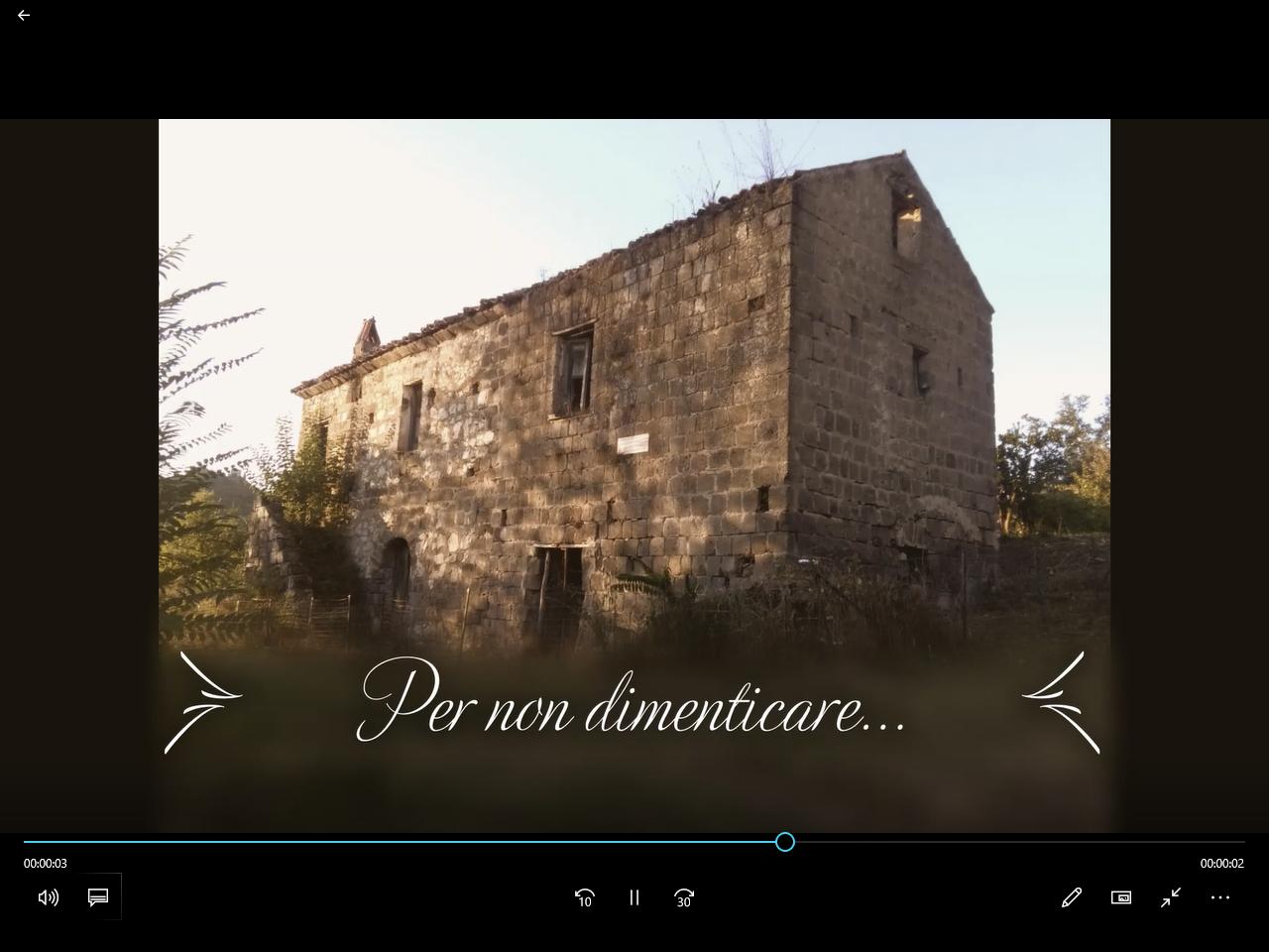 Monte Carmignano, il ricordo dopo 77 anni