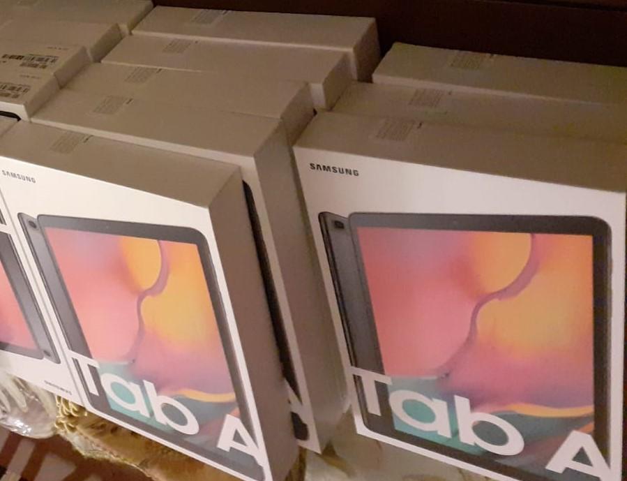 Consegna dei Tablet in comodato d'uso gratuito