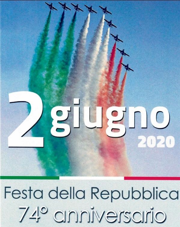 2 giugno 2020: onore alla libertà e alla Repubblica