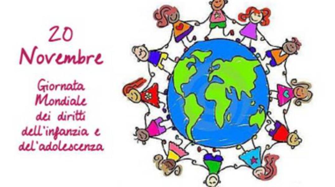 20 Novembre - Giornata  mondiale dei diritti dell'Infanzia